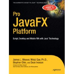 Book Review: Pro JavaFX