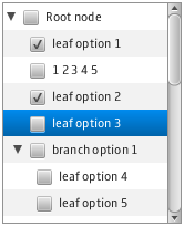 JavaFX CheckBoxTreeView
