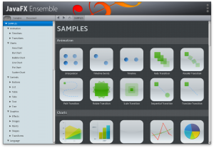 JavaFX Ensemble in the Mac App Store