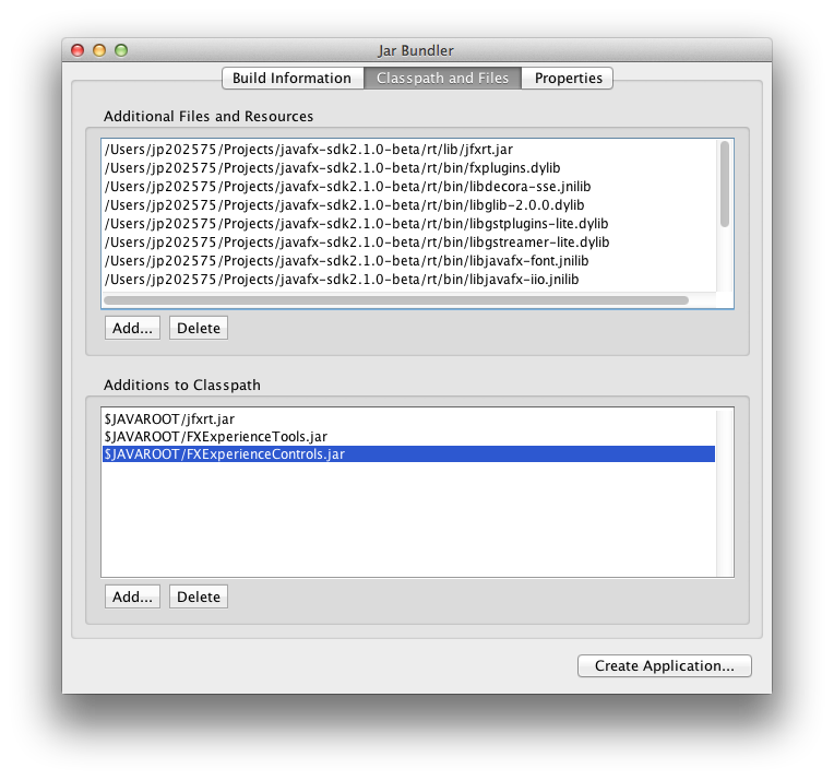 Packaging JavaFX Applications as Native Installers | JavaFX News