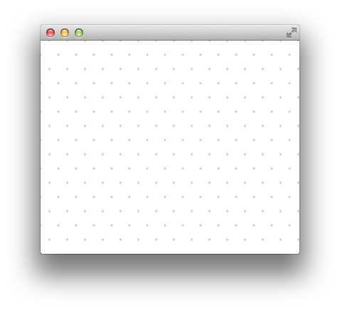 Resizable Grid using Canvas