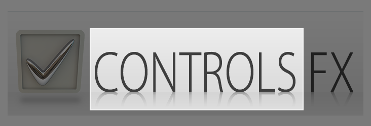 SnapshotView - the 'Controls' section of the image has been selected.