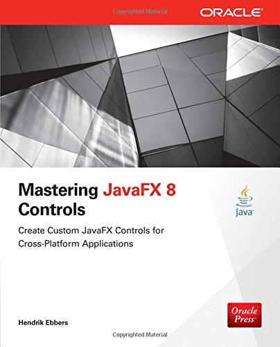Quick Book Review: Mastering JavaFX 8 Controls
